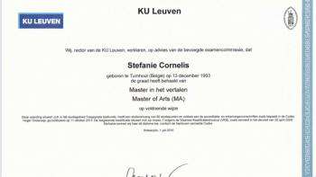 Stefanie Cornelis's media