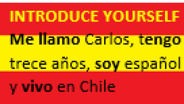 FREE SPANISH CLASS